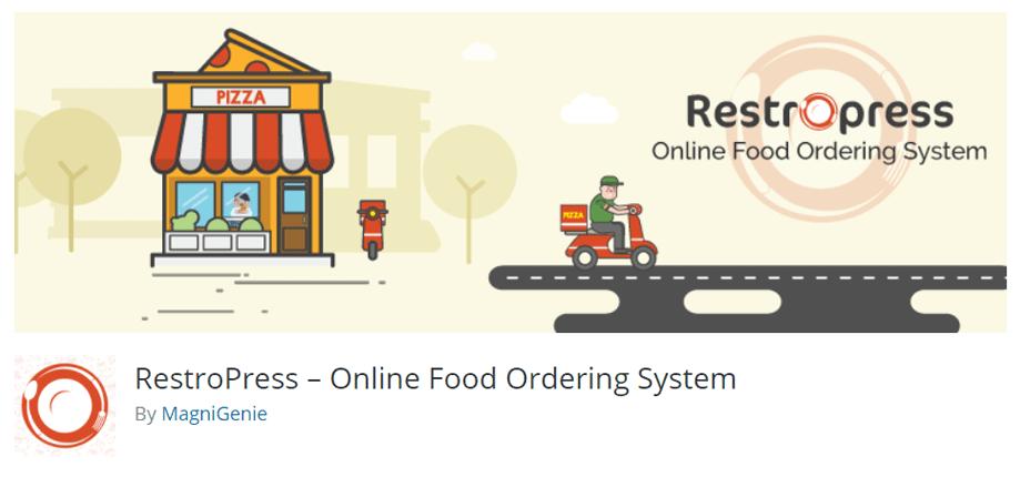 RestroPress Online Food Ordering