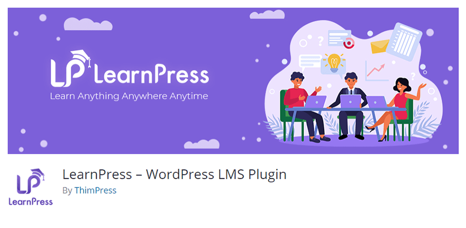 learnpress lms plugin