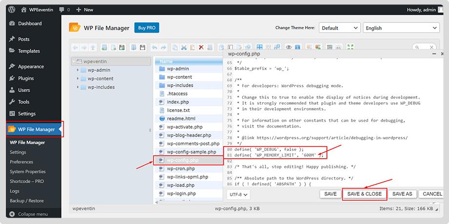 define_memory_limit_elementor_not_loading_error